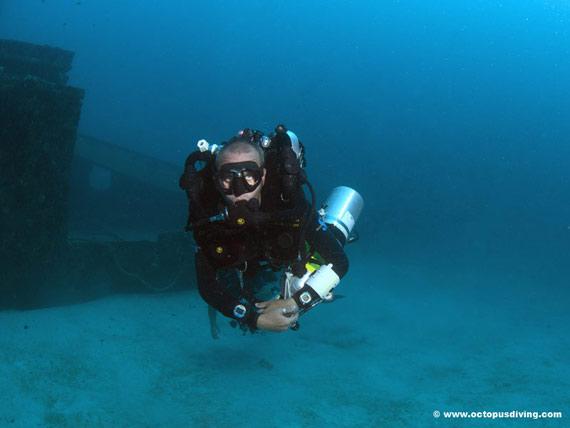 Why I dive a Poseidon Rebreather | British Diver