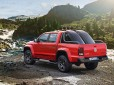 Picture of the Volkswagen Amarok Canyon pickup truck