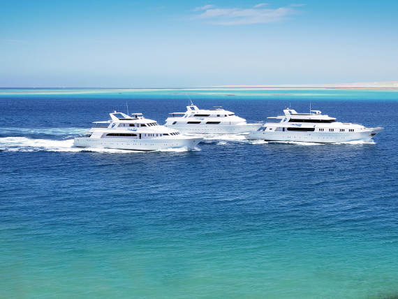 Picture of blue o two luxury liveaboards