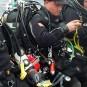 Picture of deep wreck diver Alex Vassallo of Custom Divers