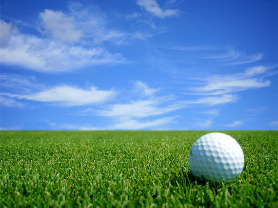 Picture of a golf ball