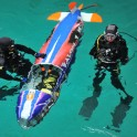 Pictures from the Submarine Race