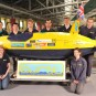 Picture of the Bath University team
