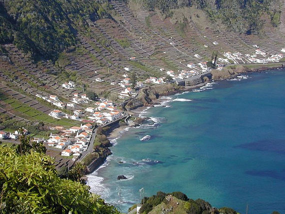 Picture of Santa Maria in the Azores