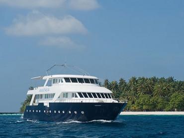 Picture of Maldives liveaboard boat MV Anastasia