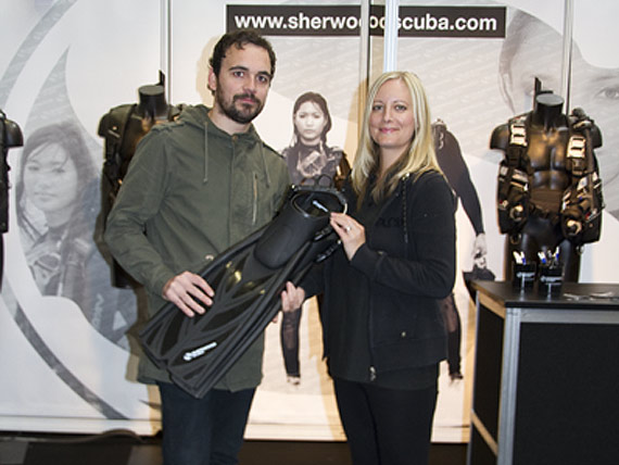 Sherwood Scuba launches in the UK