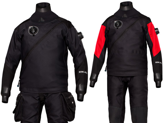 HDC TECH DRY suits