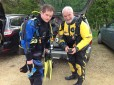 Sean and Alan gear up