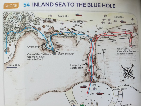 Inland Sea map