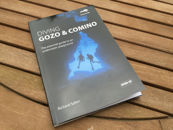 Diving Gozo and Comino book