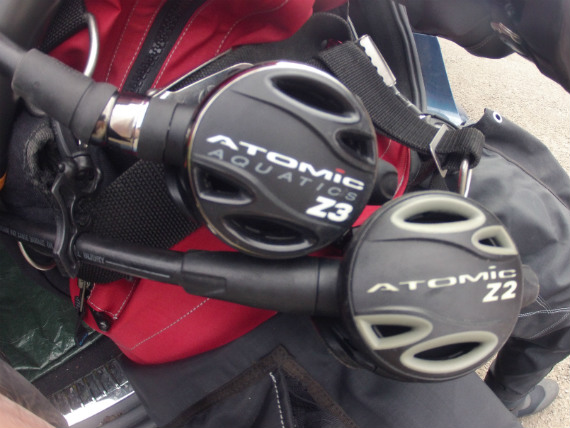 Atomic Aquatics Z3 regulator review