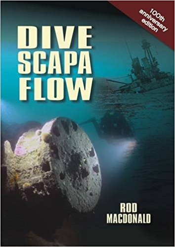 Dive Scapa Flow book cover