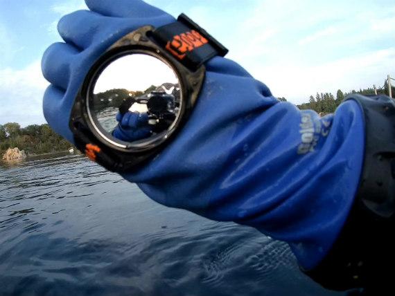360 Observe handheld dive mirror