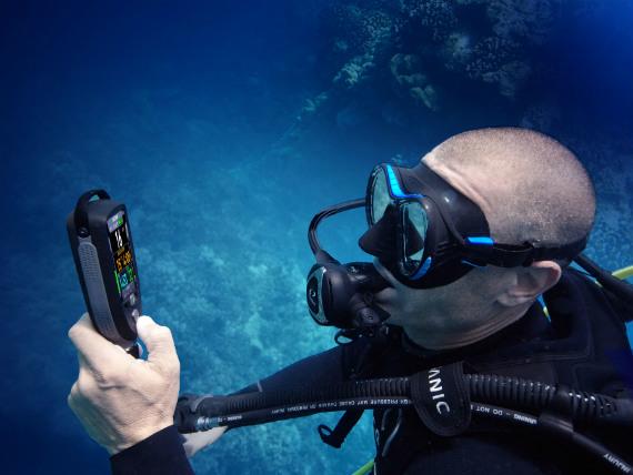 Oceanic ProPlusX dive computer