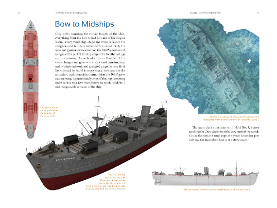 Thistlegorm bow-to-midships