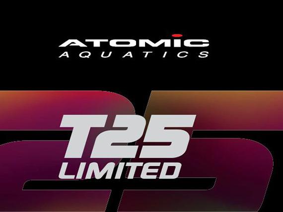 Atomic Aquatics T25 regulator celebrates 25 years